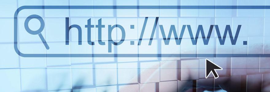 Création d'un site internet
