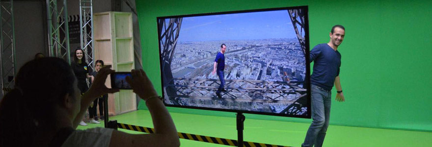 fonds verts pour incrustation vidéo